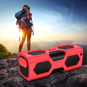 3600mAh Wireless h 4.0 Waterproof Speaker Power Ba