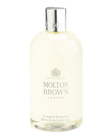 MOLTON BROWN 10oz Orange And Bergamot Bath And Sho
