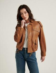 Lucky Brand Relaxed Indie Jacket