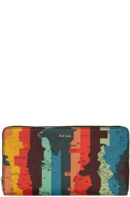 Paul Smith SSENSE Exclusive Multicolor Travel Wall