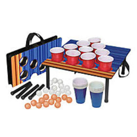 Totally Awesome Cup Pong Game