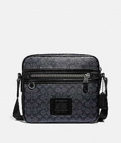 Coach dylan 27 in signature canvas