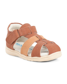 NINA Leather Sandals (Toddler)
