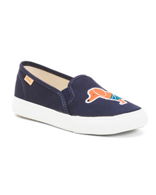 KEDS Puppy Slip On Flats (Toddler)