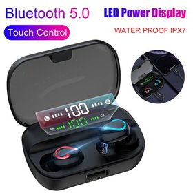Wireless Bluetooth Earbuds, Bluetooth 5.0 Earphone