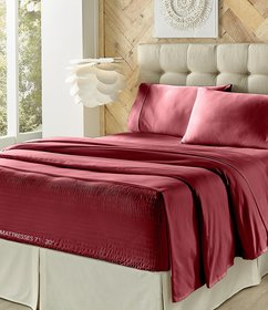 J. Queen New York Royal Fit 300-Thread Count Sheet