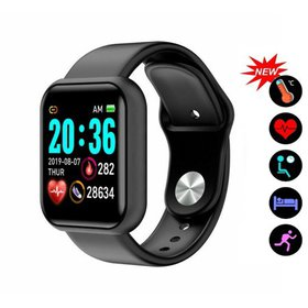 Fitness Tracker Watch with Heart Rate and Sleep Mo