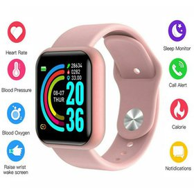 Smart Watch, Fitness Tracker with Heart Rate Monit