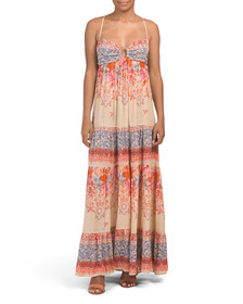 FREE PEOPLE Give A Little Maxi Dress