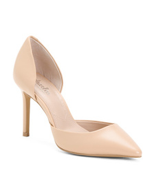 CHARLES BY CHARLES DAVID Leather D'orsay Pumps