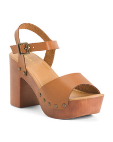 MADDEN GIRL Block Heel Sandals