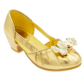 Disney Belle Costume Shoes for Kids – Beauty and t