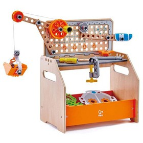 Hape Scientific Workbench Kid's Discovery Construc