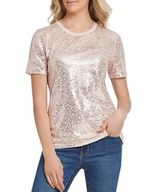 DKNY - Sequin Top