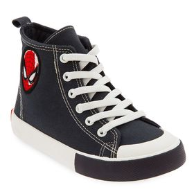 Disney Spider-Man High-Top Sneakers for Kids