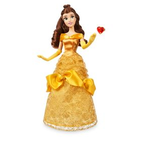 Disney Belle Classic Doll with Ring – Beauty and t