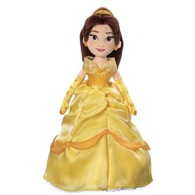 Disney Belle Plush Doll – Beauty and the Beast – M