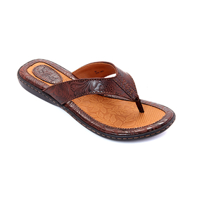 Womens B.O.C. Zita Tooled Thong Sandals