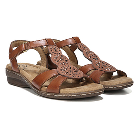 Womens SOUL Naturalizer Belle Wedge Sandals