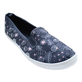 Womens Ashley Blue Paisley Twin Gore Sport Casuals