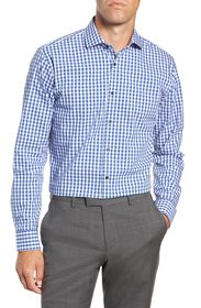 NORDSTROM MEN'S SHOP Tech-Smart Trim Fit Stretch C