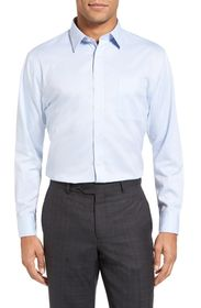 NORDSTROM MEN'S SHOP Smartcare™ Trim Fit Dress Shi