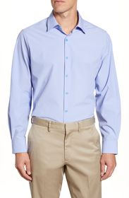 MOVE Trim Fit Stripe Dress Shirt