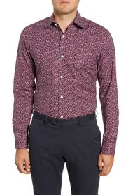 Bonobos Abstract Print Trim Fit Shirt