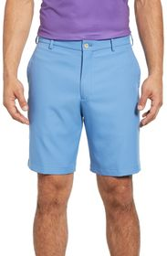 Peter Millar Salem Flat Front Performance Shorts