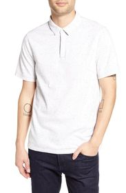 CALIBRATE Short Sleeve Nep Polo