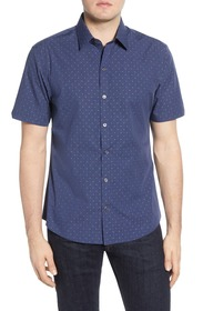 Zachary Prell Tayport Regular Fit Short Sleeve But