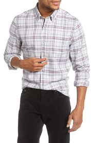 1901 Long Sleeve Spade Plaid Shirt