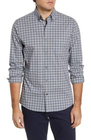 NORDSTROM MEN'S SHOP Regular Fit Check Button-Down