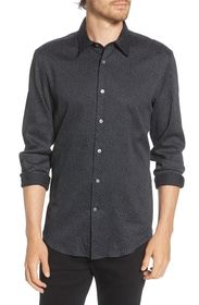 John Varvatos Collection Slim Fit Button-Up Shirt