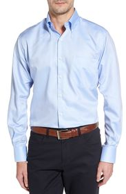 Peter Millar Crown Soft Pinpoint Regular Fit Shirt
