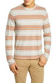 Billy Reid Billy Read Long Sleeve Regular Fit Stri