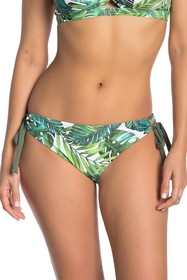 NEXT Palm Side Tie Bikini Bottoms