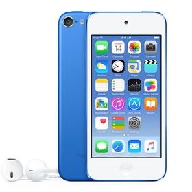 Apple Refurbished iPod touch 128GB Blue (6th gener