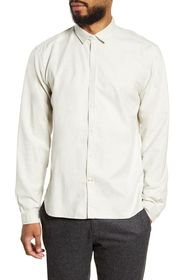 Oliver Spencer Clerkenwell Slim Fit Button-Up Tab