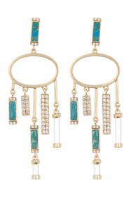 Sole Society Mobile Statement Earrings