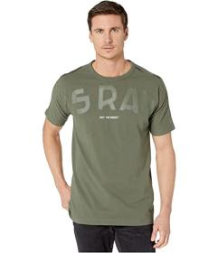 G-Star Gsraw Back Camo All Over T-Shirt