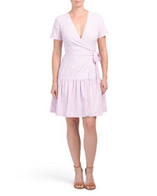 FRENCH CONNECTION Mono Armoise Crepe Dress
