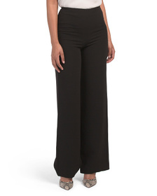 Reveal Designer Made In Usa Clean Wide Leg Pants