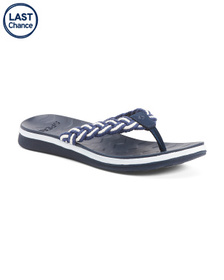 SPERRY Thong Sandals