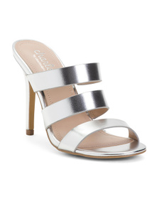 CHARLES BY CHARLES DAVID Strappy Heeled Sandals