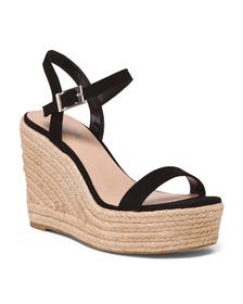 CHARLES BY CHARLES DAVID Ankle Strap Espadrille Pl