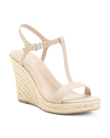 CHARLES BY CHARLES DAVID Ankle Strap Espadrille Bo
