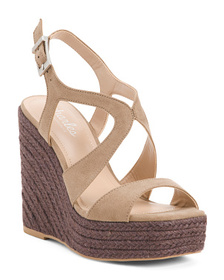 CHARLES BY CHARLES DAVID Ankle Strap Espadrille Sa