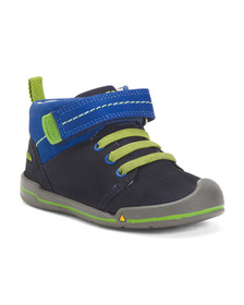 KEEN High Top Suede Sneakers (Toddler)