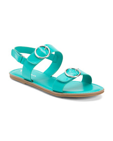 NINA Double Strap Sandals (Little Kid, Big Kid)